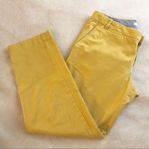 Banana Republic City Chino Pants Women's Size 6